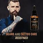 Woody's Quality Grooming for Men Beard Oil, 1 oz. (Set of 2) 4