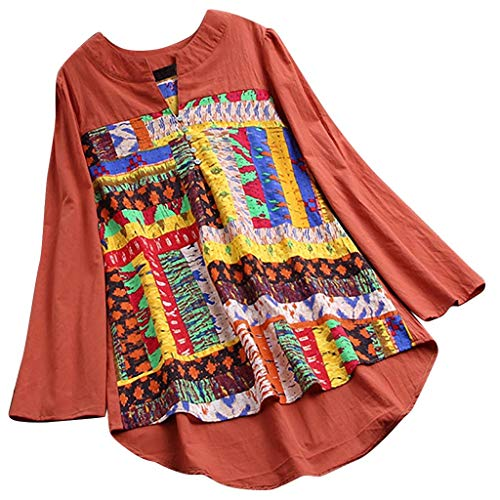 MRULIC Damen Fledermaus Hemd lässig locker Top Dünnschnitt Bluse T-Shirt(Grün,EU-42/CN-XL)