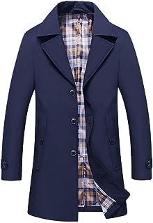 チェスターコート メンズ ピーコート トレンチコート 春ジャケット Pコート 大きいサイズ ショート 紳士服 春秋 ビジネス 通勤