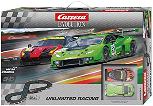 Carrera 20025221 - Evolution Unlimited Racing
