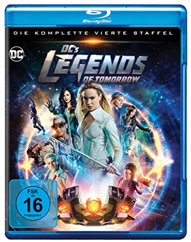 DC's Legends of Tomorrow: Staffel 4 [Blu-ray]