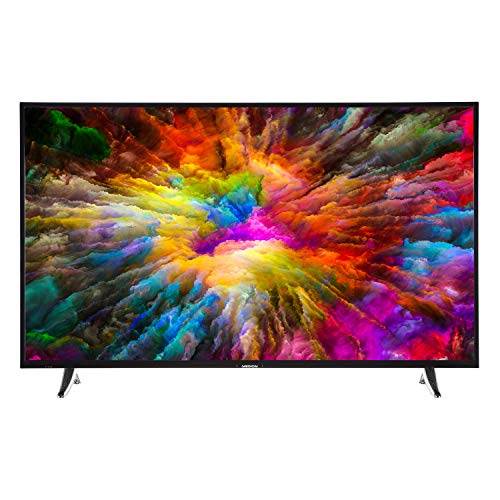 MEDION X15060 125,7 cm (50 Zoll) UHD Fernseher (Smart-TV, 4K Ultra HD, Dolby Vision HDR, Netflix, Prime Video, WLAN, DTS Sound, PVR)