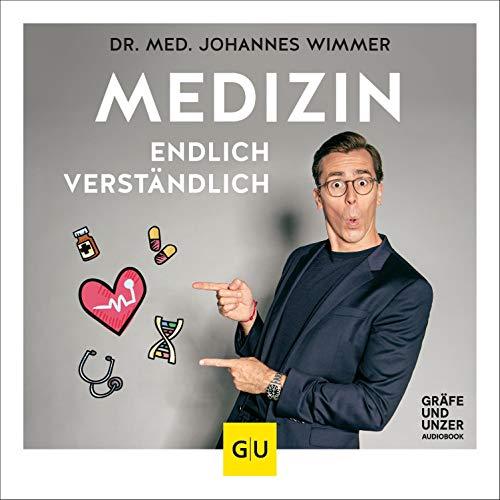 Medizin - endlich verständlich Titelbild