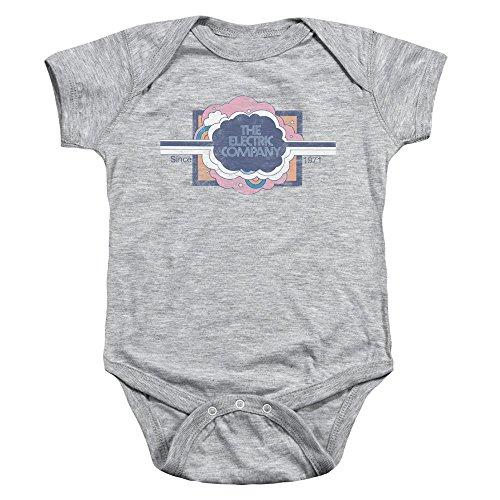 Electric Company - Barboteuse - Bébé (garçon) - gris - 18 mois