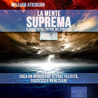 La Mente Suprema vol. 1 copertina