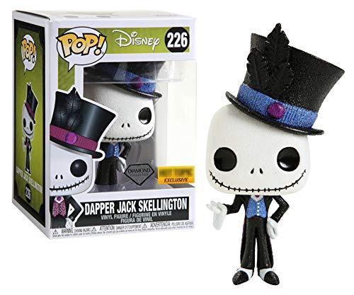 Funko Pop Disney: Nightmare Before Christmas - Diamond Collection Dapper Jack Skellington...