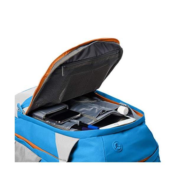 51nVF+b8AgL. SS600  - AmazonBasics - Mochila ergonómica (azul, 30 litros)