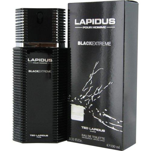 Perfume Black Extreme - Ted Lapidus - Eau de Toilette Ted Lapidus Masculino Eau de Toilette