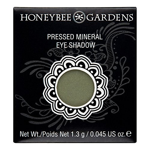 Honeybee Gardens Pressed Powder Eye Shadow, Conspiracy