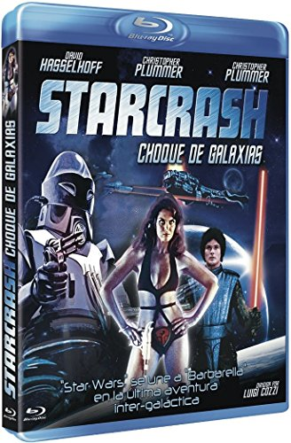 Starcrash, Choque de galaxias [Blu-ray]