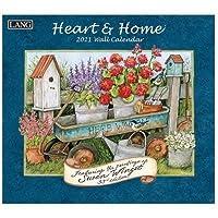 LANG 2021 カレンダー 海外輸入版 Susan Winget Heart Home