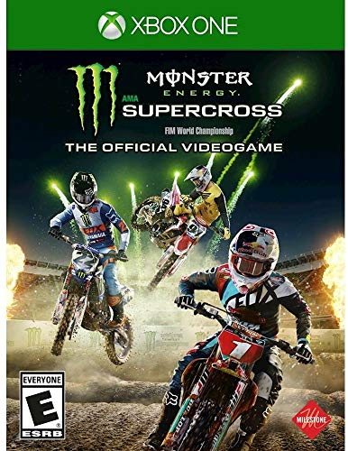 Monster Energy Supercross: The Official Videogame...