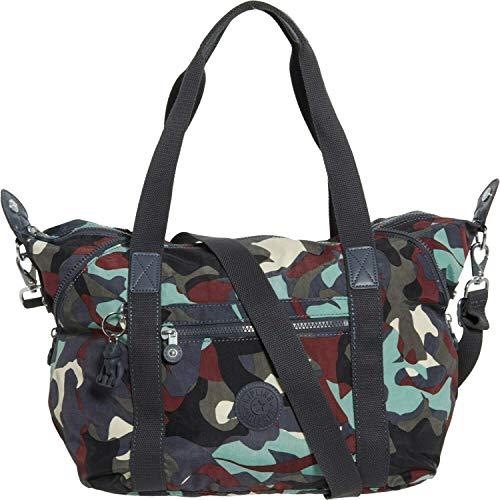 Kipling Women's Art Handbag, CAMO LEATHER, One Size