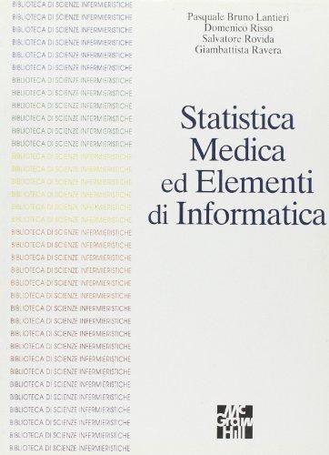 Statistica medica ed elementi di informatica