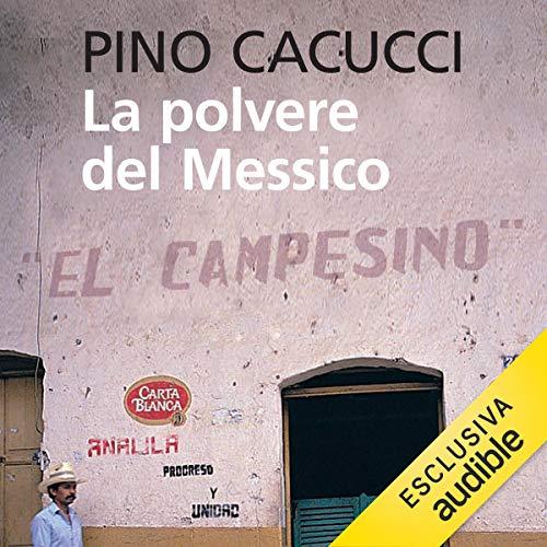 La polvere del Messico copertina