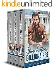 Sweet Home Billionaires Boxset : Christian Small town romance