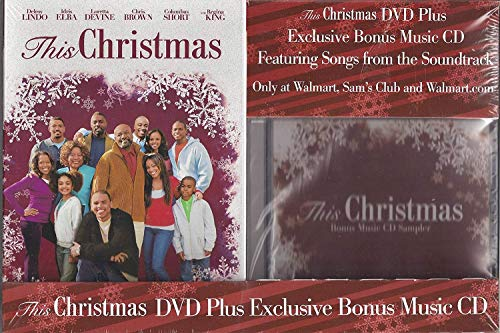 This Christmas DVD + Audio CD - Holiday Collection
