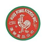 Huy Fong Foods Inc. Sriracha Etiqueta