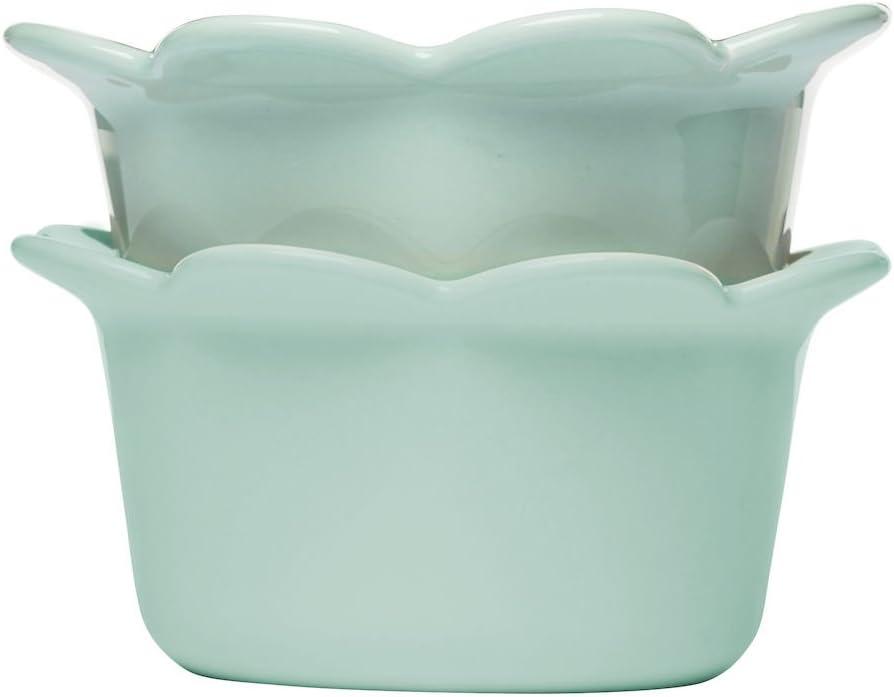 Cuenco Sagaform Piccadilly Ovensafe color blanco 2 unidades
