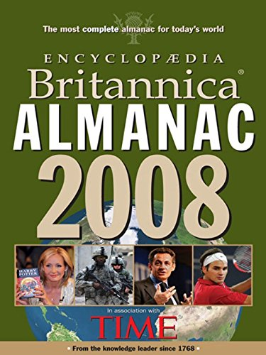 Encyclopaedia Britannica Almanac 2008 (English Edition)