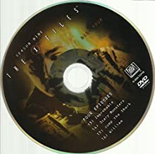 The X-Files Season 9 Disc 4 Replacement Disc Episodes 13-16!