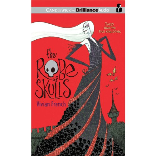The Robe of Skulls audiobook cover art