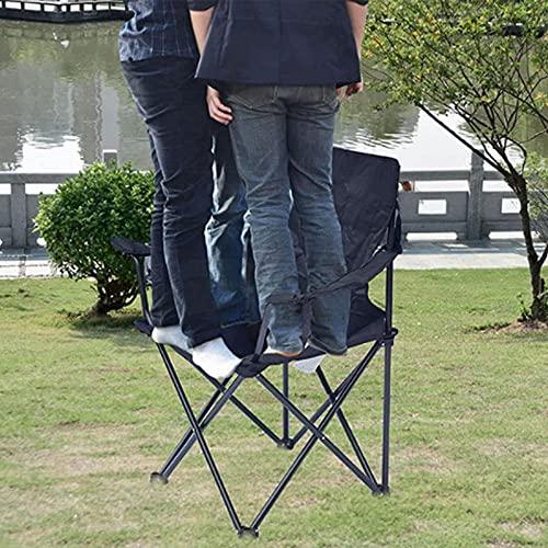 Klappklapper Camping-Sessel-resistenter...