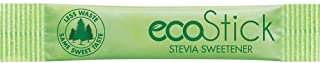 Sponsored Ad - ecoStick Zero Calorie Sweetener Packets, Green Stevia, 2000 Count