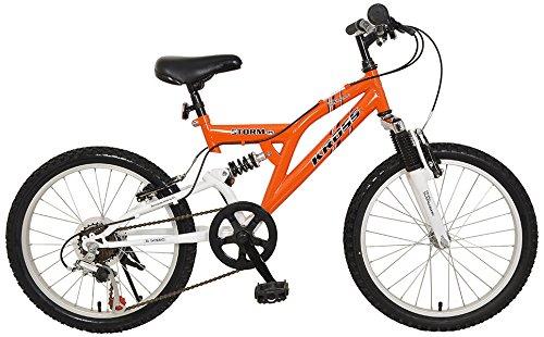 Kross STORM 20T DS Multi Speed Bicycle (Orange/White)