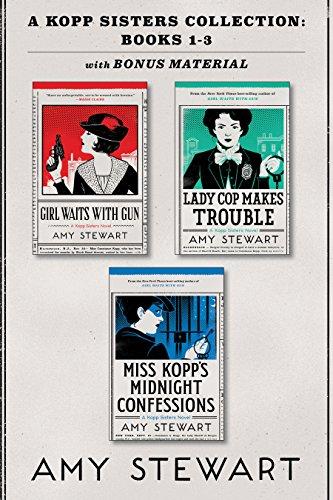 A Kopp Sisters Collection: Books 1–3 (A Kopp Sisters Novel)
