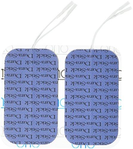 Compex Cefar Stimtrode - Electrodos (4 unidades, 5 x 9 cm)