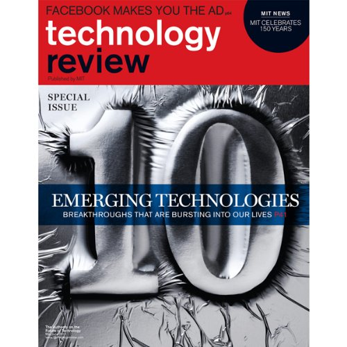 Audible Technology Review, May 2011 audiobook cover art