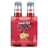 Sanbitter Emozioni Di Frutta Ml.200X4