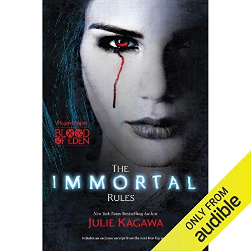 The Immortal Rules cover art