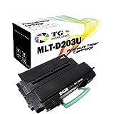 (1-Pack, 15,000 Pages) TG Imaging Compatible 203U MLT-D203U Toner Cartridge D203E Use for Samsung SL-M4020 SL-M4070 SL-M4072 SL- M4020ND SL-M4070FR Printer