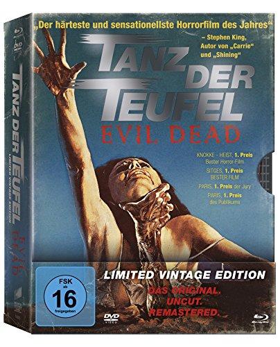 Tanz der Teufel (Vintage Edition im Digipack) [Blu-ray] [Limited Edition]