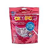 Zollipops The Clean Teeth Pops, Anti Cavity Lollipops, RASPBERRY (3.1 oz)