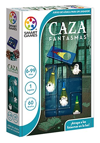 Smart Games - Cazafantasmas , color/modelo surtido