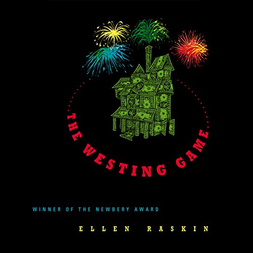 The Westing Game audiobook cover art