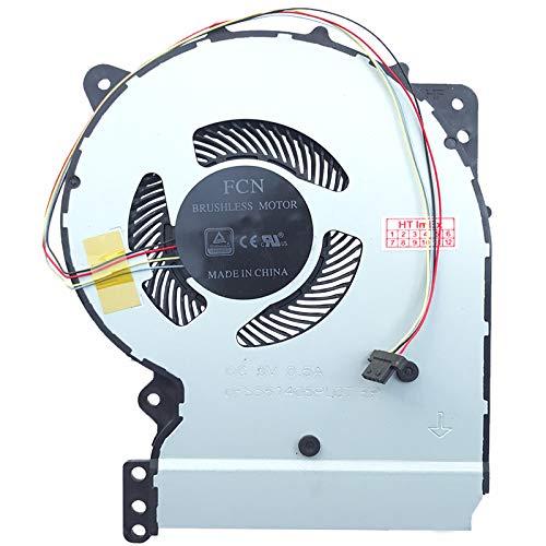 Price comparison product image Fan Cooler Compatible with Asus Vivobook X507,  Vivobook X507LA,  Vivobook X507MA