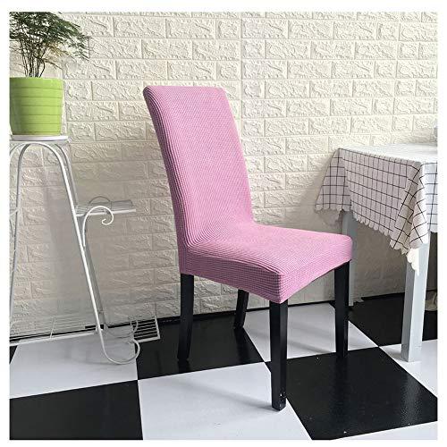 ZIXING Fashion Fundas para sillas Comedor, Protector de Silla para Modern Bouquet de la Boda, Hotel, Decor Restaurante 1 Pieza