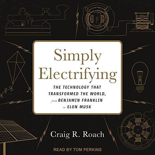 Simply Electrifying audiobook cover art