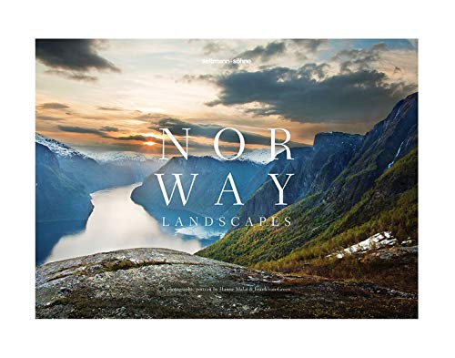 NORWAY Landscapes: A photographic portrait by Hanne Malat and Frank van Groen