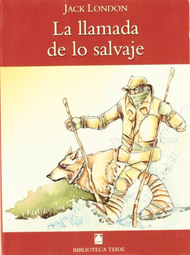 La Llamada de lo Salvaje, Jack London, Biblioteca Teide 013