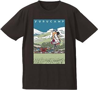 ゆるキャン△ TシャツB[各務原なでしこ] XLサイズ
