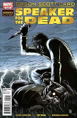 Speaker for the Dead (Orson Scott Card's) #5 VF/NM ; Marvel comic book