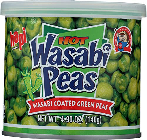 (NOT A CASE) Wasabi Peas Hot