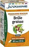 Juvamine BRULE GRAISSE - PROGRAMME MINCEUR, 60 gélules