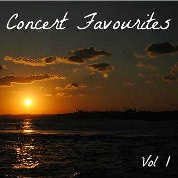 Concert Favourites Vol. 1