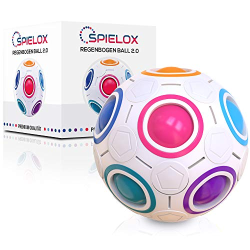 SPIELOX -  ® Regenbogenball -